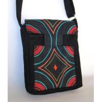 Custom Painted Bag - Geometry