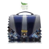 The Big Blue Infinity Bag