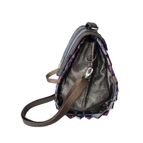 The Violet Infinity Bag