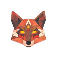 Walldecor Fox