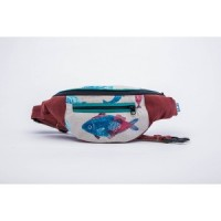 H2BH Fishes Hip Bag