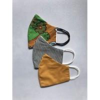 Personalized masks - 3 piece set - Retro