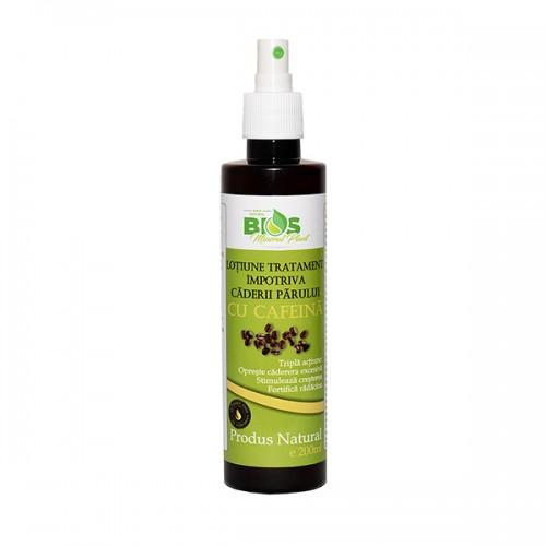 Loțiune tratament împotriva căderii părului, triplă acțiune, 200 ml