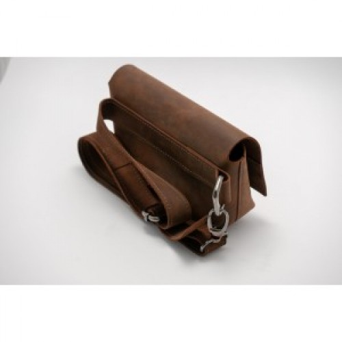 leather hipbag